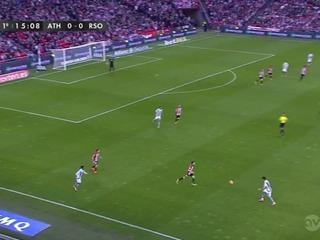 Athletic Bilbao 0-1 Real Sociedad Maç Özeti