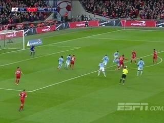Liverpool 1-1 Manchester City Capital One Cup Maç Özeti