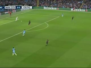 Manchester City 1-1 Celtic Maç Özeti