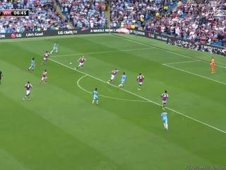 Manchester City 3-1 West Ham United Maç Özeti