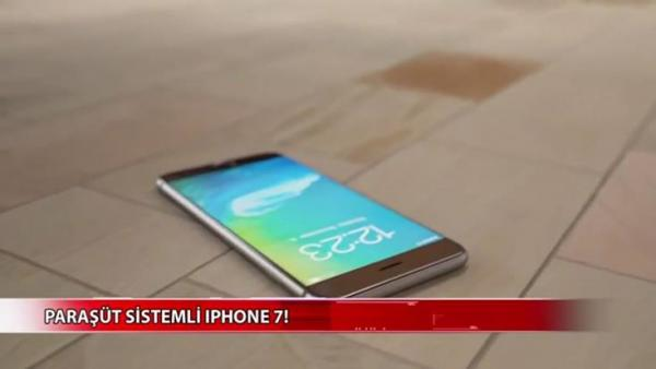 Paraşüt Sistemli İphone 7