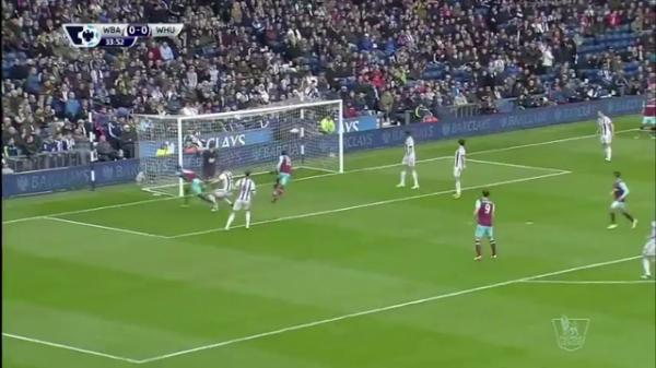 West Bromwich Albion 0-3 West Ham United Maç Özeti