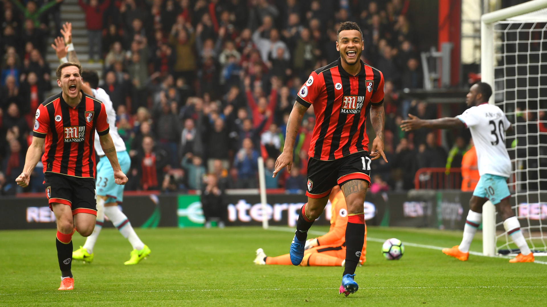Afc Bournemouth 3-2 West Ham United Maç Özeti