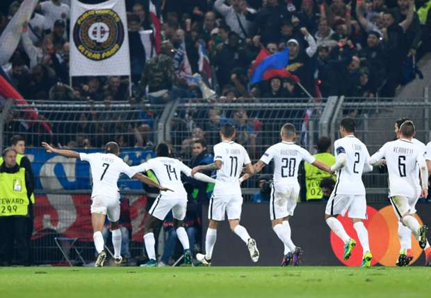 Basel 1-2 Paris Saint Germain Maç Özeti