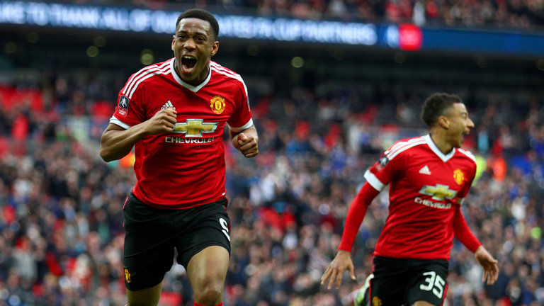 Everton 1-2 Manchester United Fa Cup