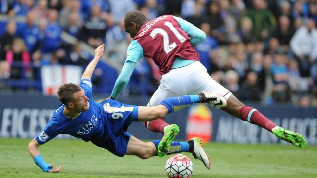 Leicester City 2-2 West Ham United Maç Özeti