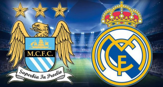 Manchester City 0-0 Real Madrid Şampiyonlar Ligi