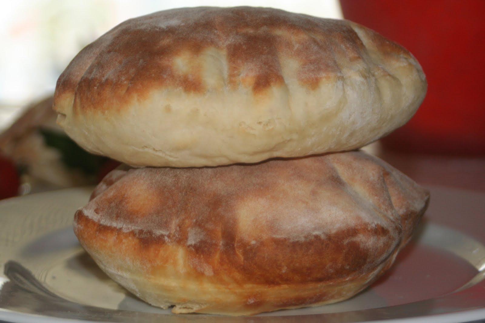 Pita Ekmeği Tarifi Videosu