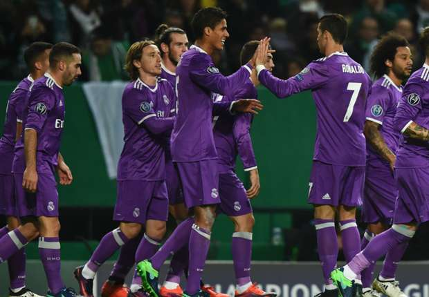 Sporting Lizbon 1-2 Real Madrid Maç Özeti