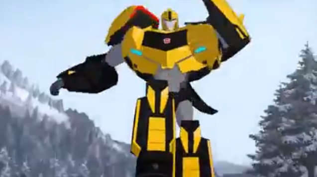 Transformers Robots İn Disguise - Otobotlar